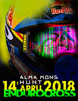 Alma Mons Hunt