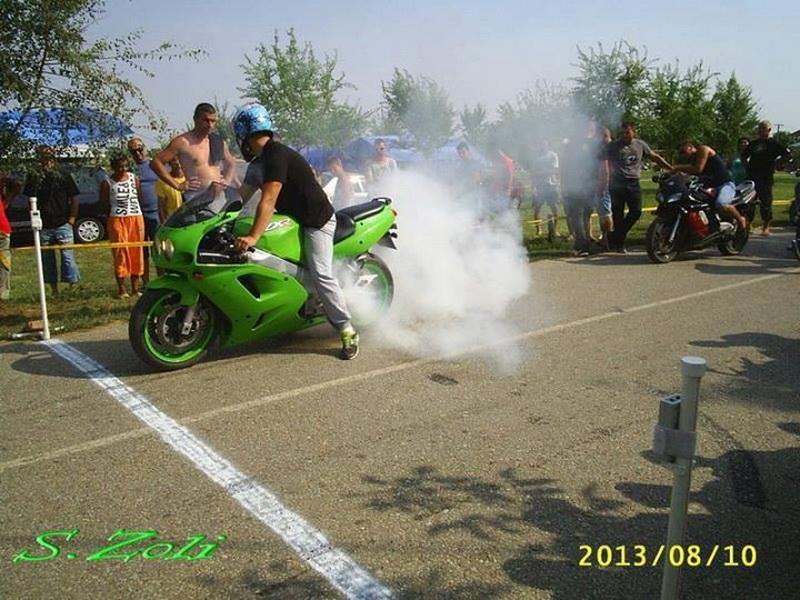 Kawasaki zx-r 750 - David Jovanovic