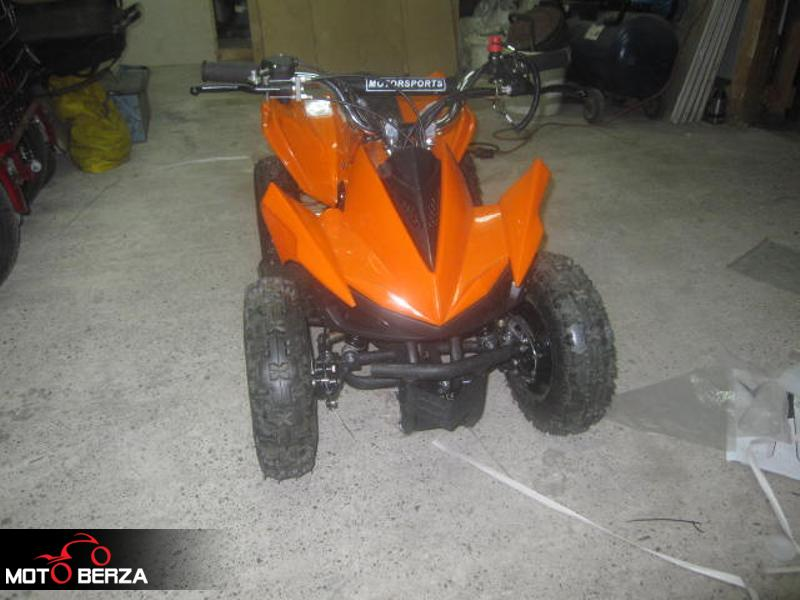 Mini Bike - MINI ATV-NA AKUMULATOR