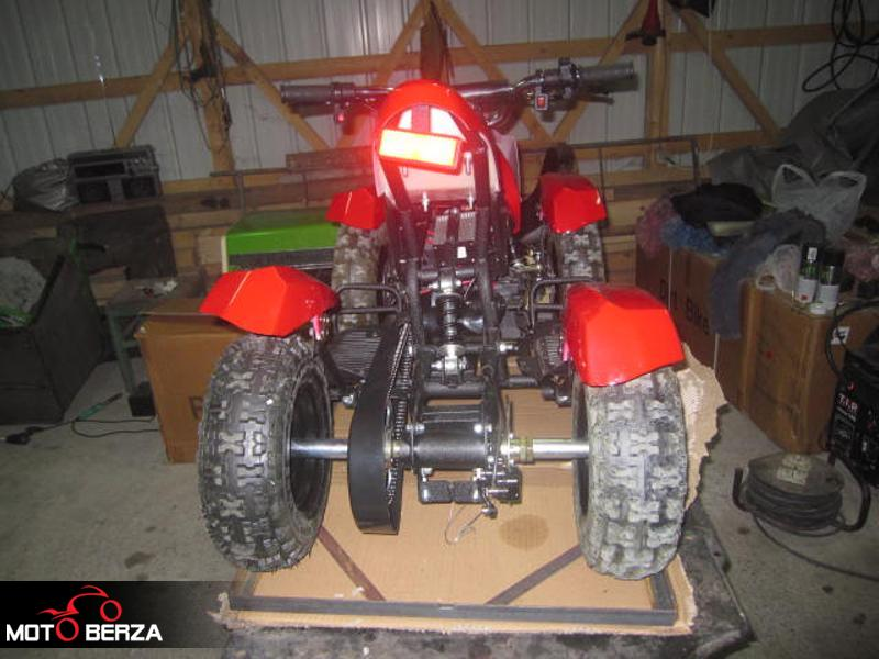 motori - Pocketbike MINI ATV-NA AKUMULATOR 2014, cena 350 prodaja