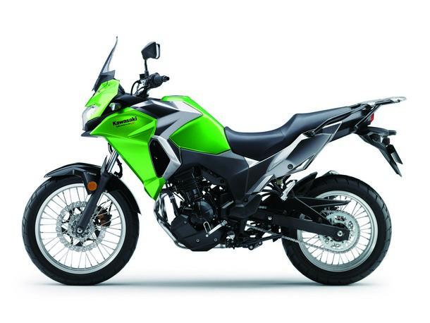 Kawasaki versys 300 specs