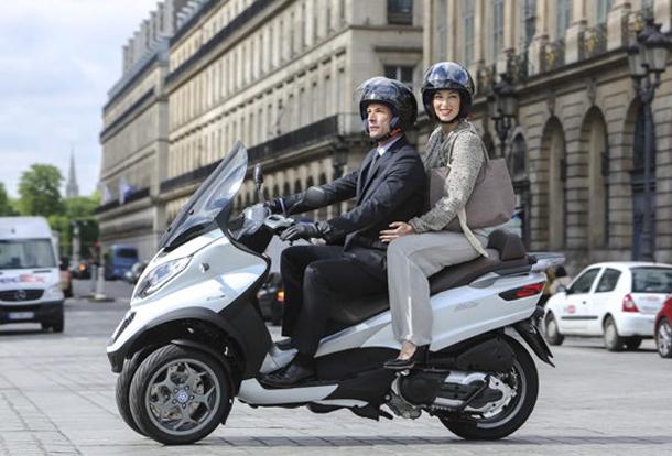 u srbiju stiže potpuno novi piaggio mp3 500 sa abs/asr - moto berza